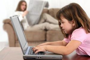 сколько ребенку можно сидеть за компьютером