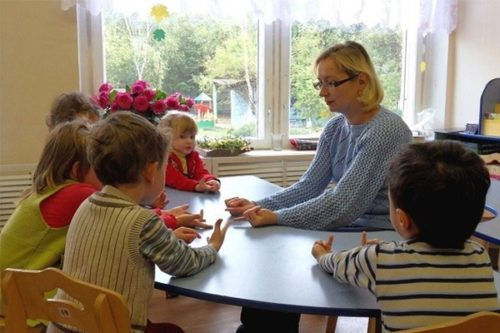 адаптация ребенка в детском саду
