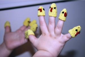 пальчиковые игры для детей 1-2 лет