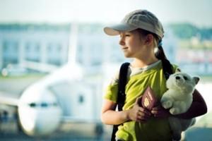 Детский билет на самолет: до какого возраста