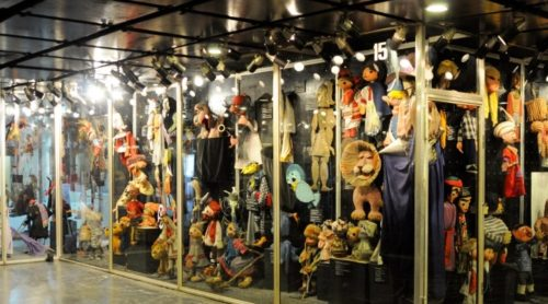 кукольные театры в Москве