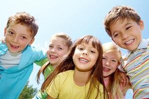 Подвижные игры для детей 6-7 лет