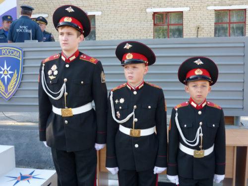 С какого возраста принимают в кадетскую школу