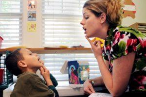 Как научить ребенка выговаривать букву [Л]: в домашних условиях