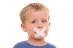 Ребенок ругается матом: что делать