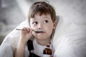Лекарства от кашля детям от 3 лет