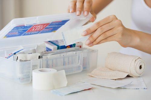 Детская аптечка: состав