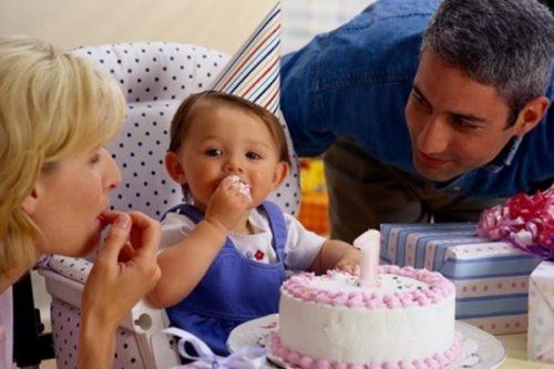 Как правильно отметить День рождения ребенка
