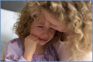Причины детского невроза