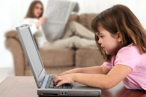 Сколько ребенку можно сидеть за компьютером: возрастные ограничения