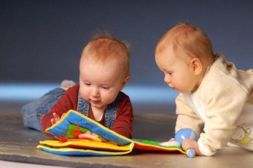 чем занять ребенка в 1.5 года