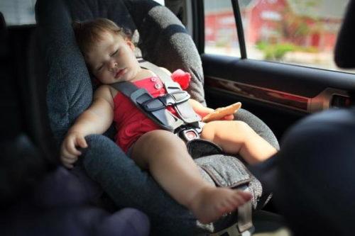 Детское автокресло: рейтинг