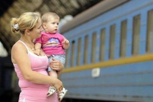 Детский билет на поезд: до какого возраста?