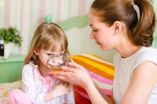 Ангина у ребенка 2 года, как лечить