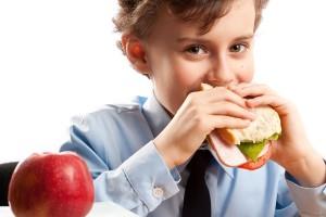 что дать ребенку в школу на обед