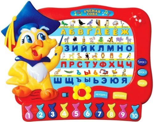 Подготовка к изучению с ребенком алфавита