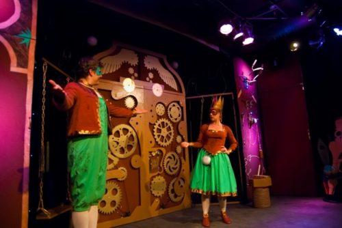 детский интеграционный театр куклы в санкт-петербурге