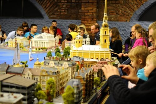 Куда сходить с ребенком в Санкт-Петербурге
