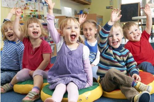 Словесные игры для детей 3-4 лет в детском саду