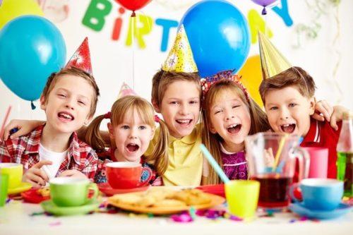 Конкурсы для детей на дне рождения дома