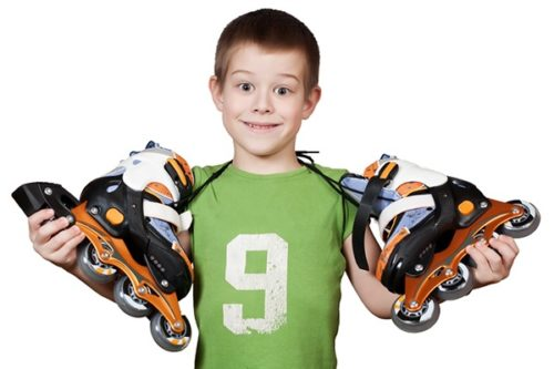 как выбрать роликовые коньки для ребенка