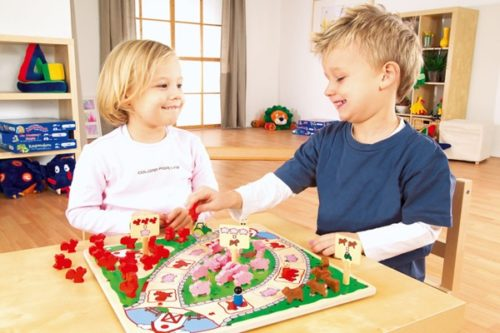 Настольные игры для детей 5-6 лет