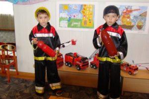 Памятка для детей по пожарной безопасности