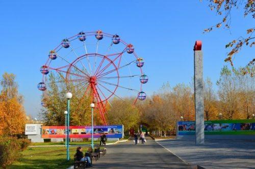 Куда сходить с ребенком в Красноярске