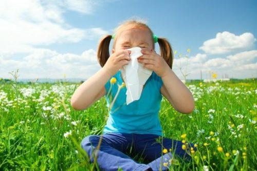 Лекарства для детей от аллергии