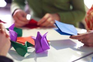 Оригами из бумаги для детей 3-4 лет: простые