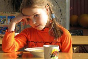 Питание при кишечной инфекции у детей
