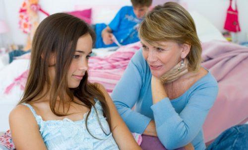 Первая влюбленность у подростков советы психолога