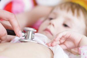 детские болезни список