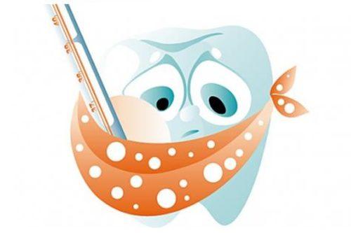 Сильно болит зуб у ребенка что делать в домашних условиях
