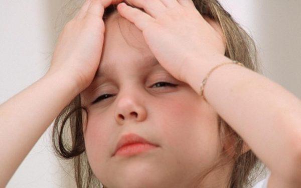 Внутричерепное давление у ребенка: симптомы