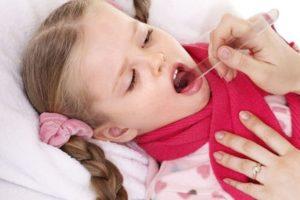 Ларингит у детей: симптомы и лечение в домашних условиях