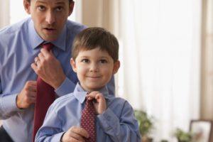 Как подобрать галстук к костюму и рубашке: таблица