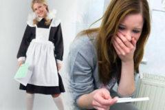 ранняя беременность у подростков