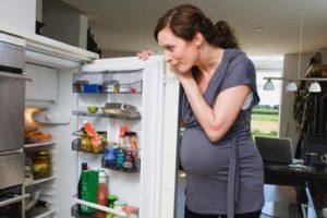 Что нельзя кушать беременным на ранних сроках