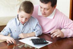 Девять советов по финансовому воспитанию ребёнка