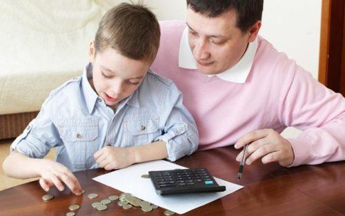 Финансовая болезнь грозящая вашим детям советы родителям