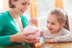 Когда начинать финансовое воспитание ребенка