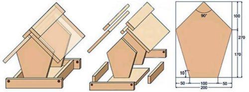 Идеи и чертежи для кормушек своими руками 3.jpg