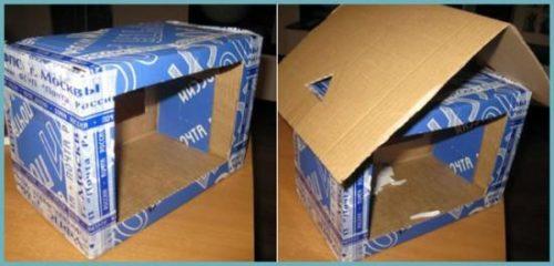 КОрмушка из коробки обувной.jpg
