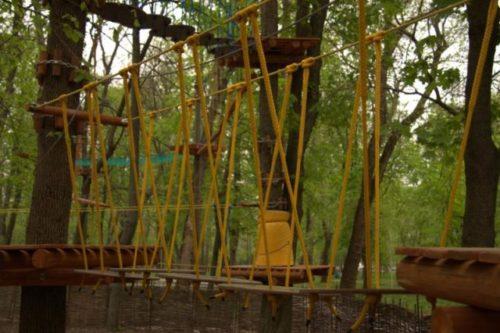 Веревочный парк Monkey's park.jpg