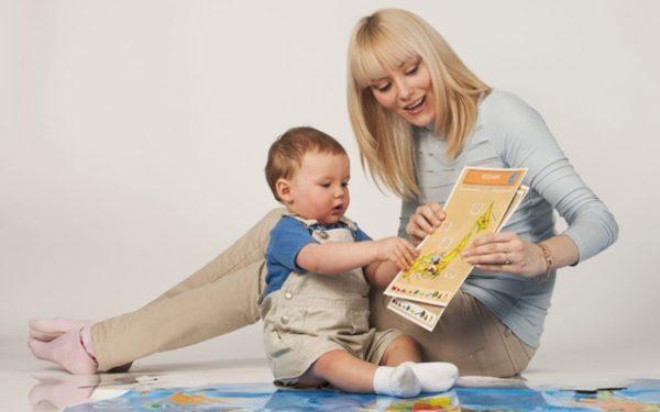 Система обучения детей