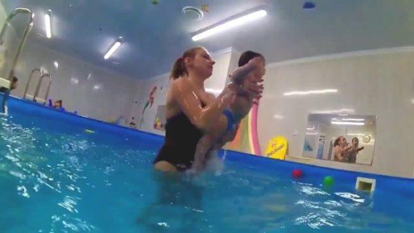 Тигрята, Детский бассейн.jpg