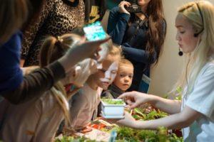 выставка насекомоядных растений приедет в Самару