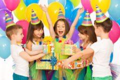 Что подарить девочке 7 лет на день рождения