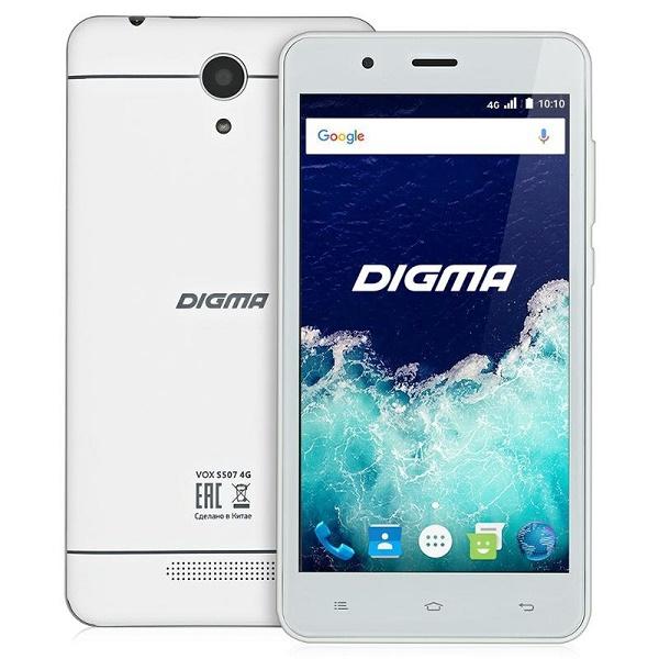 DigmaVox S507 4G